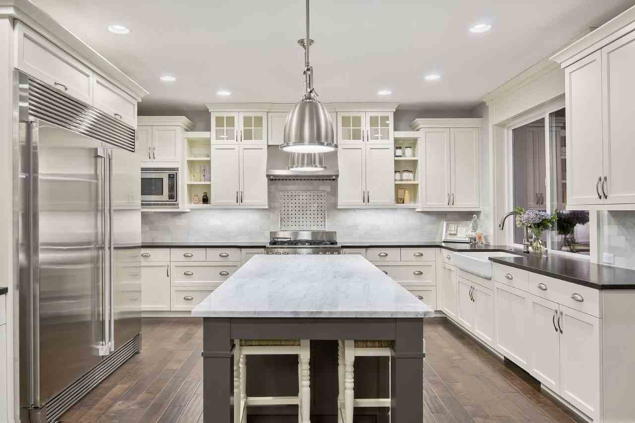 Kitchen Remodeling - Modern Style Construction in Maryland